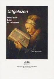 Bisschop, Dr. R.-Uitgelezen (nieuw)