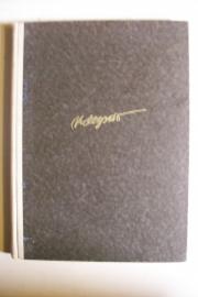Eysinga, W.J.M. van-Huigh de Groot
