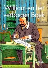 Rijswijk, C. van-William en het verboden Boek (nieuw)