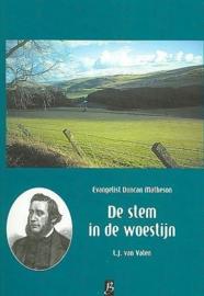 Valen, L.J. van-De stem in de woestijn (nieuw)