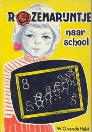 Hulst, W.G. van de-Rozemarijntje naar school