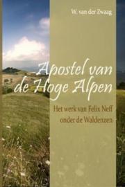 Zwaag, W. van der-Apostel van de Hoge Alpen (nieuw)
