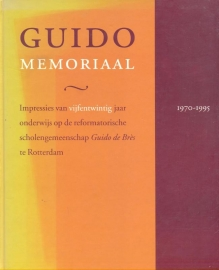 Sinke, Drs. M. (redactie)-Guido Memoriaal