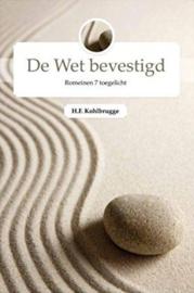 Kohlbrugge, H.F.-De Wet bevestigd