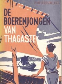 Zeeuw J.Gzn, P. de-De Boerenjongen van Thagaste