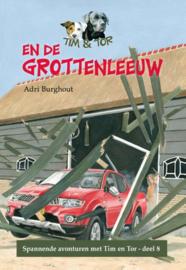 Burghout, Adri-De grottenleeuw (nieuw)