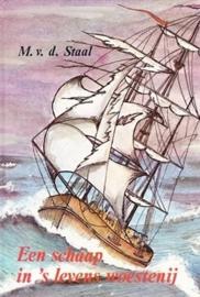 Staal, M. van der-Een schaap in 's levens woestenij