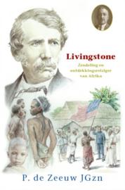 Zeeuw JGzn, P. de-Livingstone (nieuw)