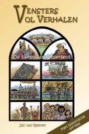 Reenen, Jan van-Vensters vol verhalen, De canon van Nederland (nieuw)