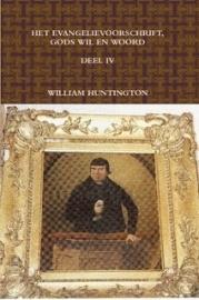Huntington, William-Al de werken, deel 4 (nieuw)