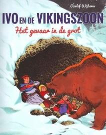 Wijtsma, Roelof-Ivo en de vikingszoon, deel 2, het gevaar in de grot (nieuw)