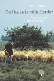 Harinck, Ds. C.-De HEERE is mijn Herder
