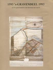 Stichting Jubileumboek 's-Gravendeel-1593-'s-Gravendeel-1993