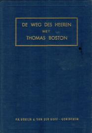 Boston, Thomas-De Weg des Heeren met Thomas Boston