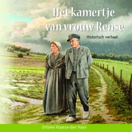 Klaasse-den Haan, Dineke-Het kamertje van vrouw Rense (nieuw)