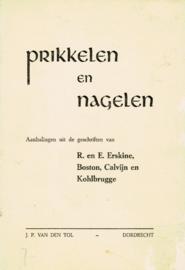 Haan, C.J. de-Prikkelen en nagelen