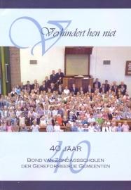 Boven, Ds. B.J. van (e.a.)-Verhindert hen niet