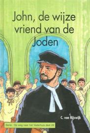 Rijswijk, C. van-John, de wijze vriend van de Joden (nieuw)