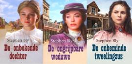 Bly, Stephen-De vrouwen van Lordsburg (complete serie)