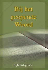 Blok, Ds. P. (e.a.)-Dagboek Bij het geopende Woord 2018 (nieuw)