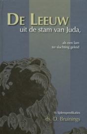 Bruinings, David-De Leeuw uit de stam van Juda (nieuw)