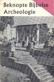Katwijk, Dr. D.J. van en Meima, G.-Beknopte Bijbelse Archeologie