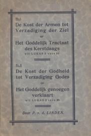 Linden, Ds. P. v.d.-Twee predikaties