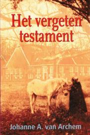Archem, Johanne A. van-Het vergeten testament