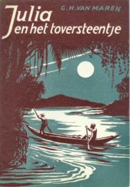 Maren, G.H. van-Julia en het toversteentje