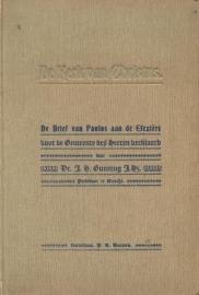 Gunning J.Hz., Dr. J.H.-De Kerk van Christus