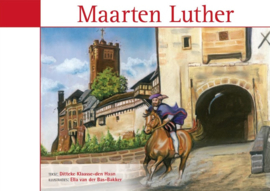 Klaasse den Haan, Ditteke-Maarten Luther (nieuw)