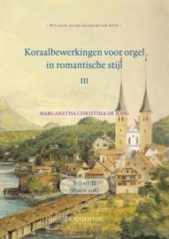 Jong, Margaretha Christina de-Sonate II (Psalm 108) (nieuw)