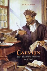 Dam, H. van-Calvijn, een trouwe knecht van God