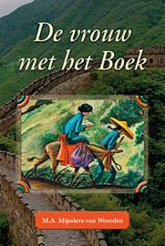 Mijnders van Woerden, M.A.-De vrouw met het Boek (nieuw)