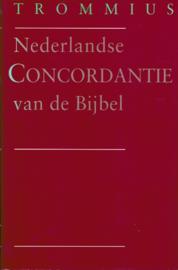 Trommius, Abraham-Nederlandse Concordantie van de Bijbel