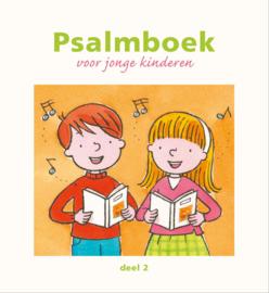 Jacobsen Bosma, Annemieke-Psalmboek voor jonge kinderen, deel 2 (nieuw)