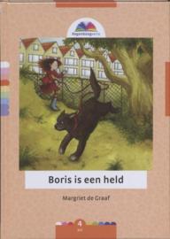 Graaf, Margriet de-Boris is een held (nieuw)
