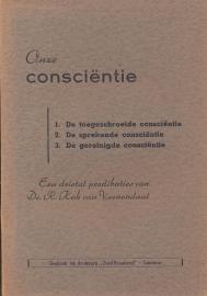 Kok, Ds. R.-Onze conscientie
