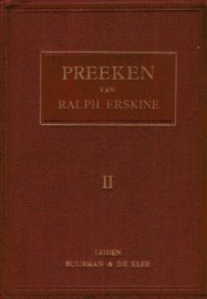 Erskine, Ralph-Preeken (deel 2)