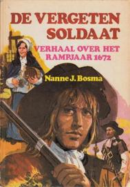 Bosma, Nanne J.-De vergeten soldaat