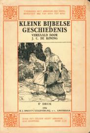 Koning, J.C. de-Kleine Bijbelse Geschiedenis