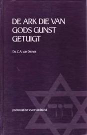 Dieren, Ds. C.A. van-De ark die van Gods gunst getuigt