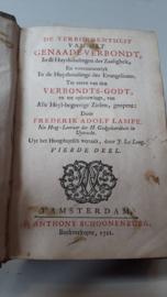 Lampe, Fredrik Adolf-De Verborgentheit van het Genaade-Verbondt