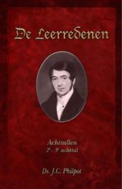 Philpot, J.C.-De Leerredenen, Achttallen, 1e t/m 5e Achttal (nieuw)
