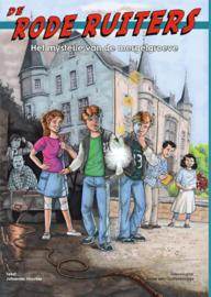 Visscher, Johannes en Oostenbrugge, Daan van-De Rode Ruiters; Het mysterie van de mergelgroeve (stripboek) (nieuw)