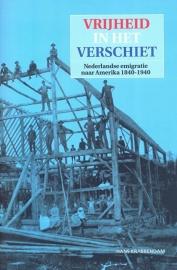 Krabbendam, Hans-Vrijheid in het verschiet (nieuw, licht beschadigd)