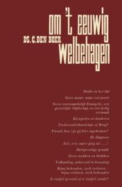 Boer, Ds. C. den-Om 't eeuwig welbehagen
