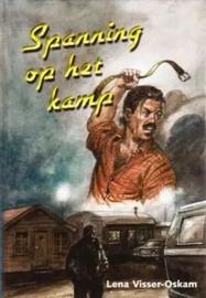 Visser-Oskam, Lena-Spanning op het kamp