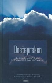 Boven, Ds. B.J. van (e.a.)-Boetepreken (nieuw)