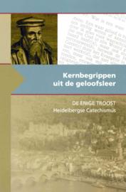 Kernbegrippen uit de geloofsleer-De enige troost; Heidelbergse Catechismus (nieuw)